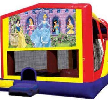 Princess Module Jump Combo