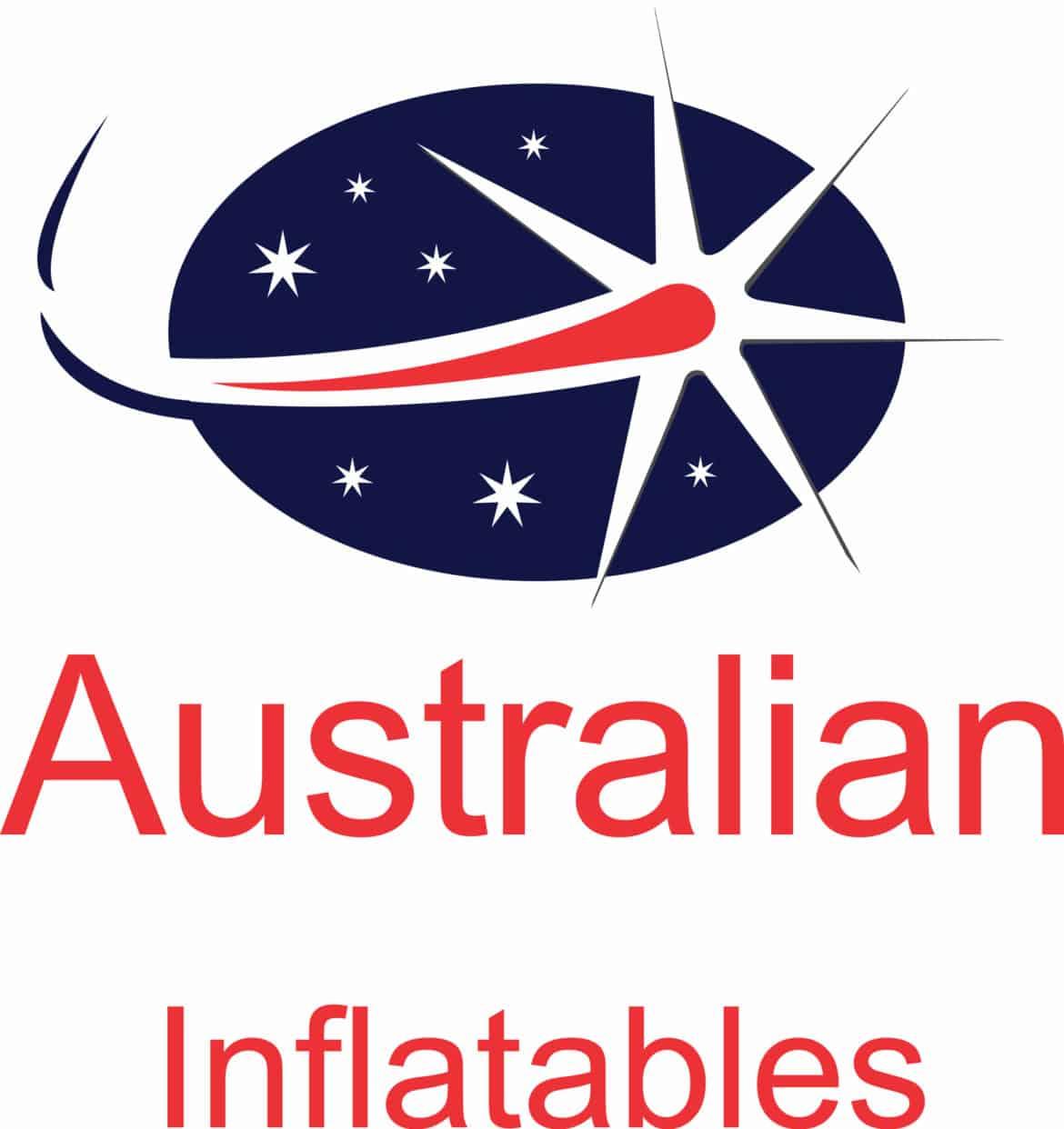 Australian inflatables logo