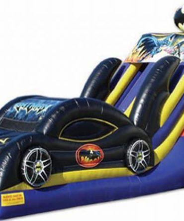 Bat Man Car Slide