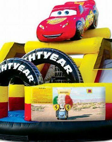 Cars Dual Slide