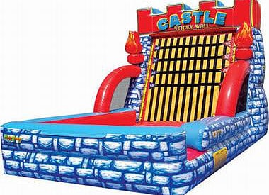 Castle Sticky Wall ( Velcro Wall )