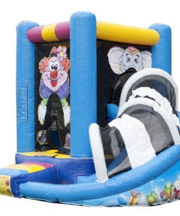 Safari and Clown bouncing Combo