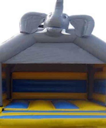 Large Elephant Bouncy castle