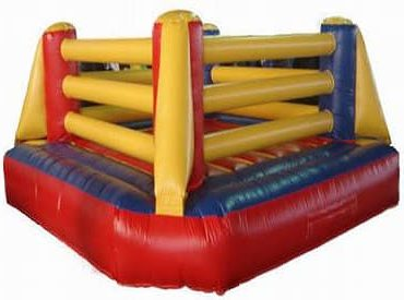 Inflatable Boxing Arena