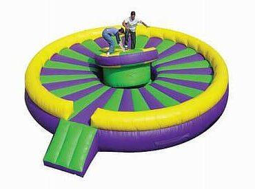Inflatable Circular Rock N'Roll