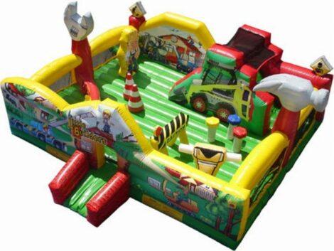 Little Builders jumping castle park