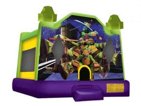 Teenage Mutant Ninja Turtles Jumping castle