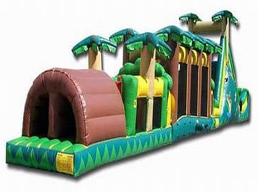 Tropical Obstacle Course
