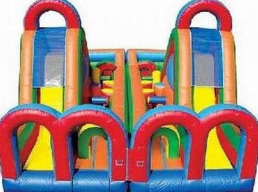 Turbo Rush Obstacle Course