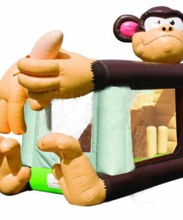 Big Foot Monkey Jumping Castle