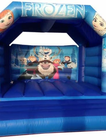 Cheap Frozen Bouncy Castle