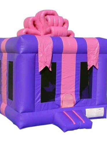 Inflatable Gift Box Bounce