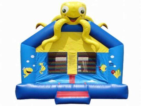 Octopus Ocean Bouncer