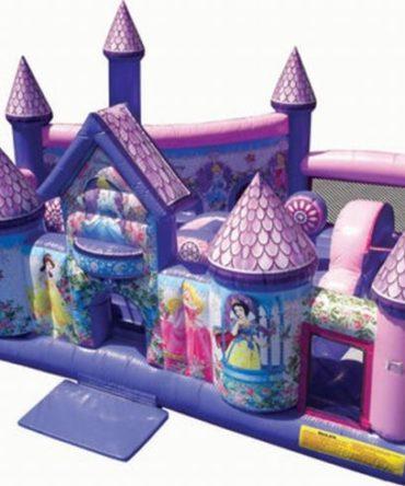 princess palace jumping castle combo
