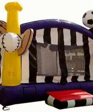 Big Sports Bounce house