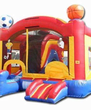 Sports Combo Bounce House