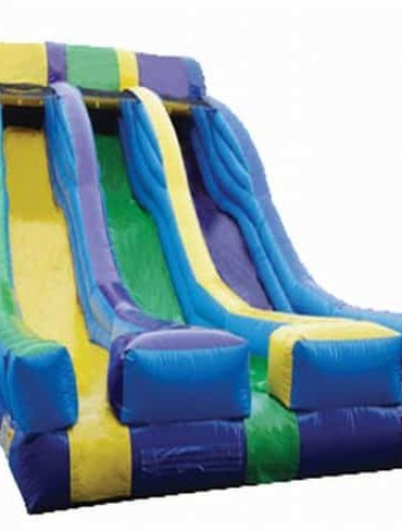 Triple Splash Dry / Wet Slide