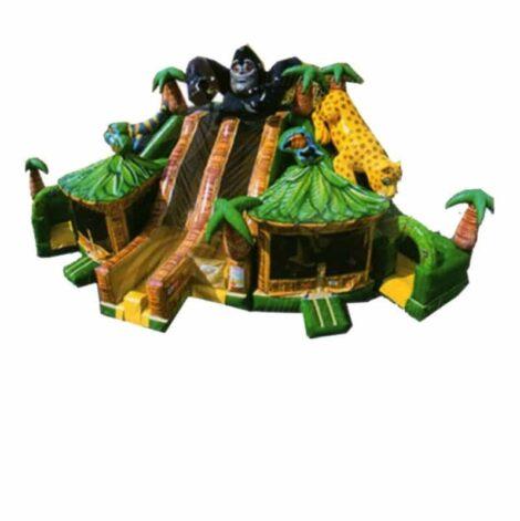 King Kong Bounce House combo