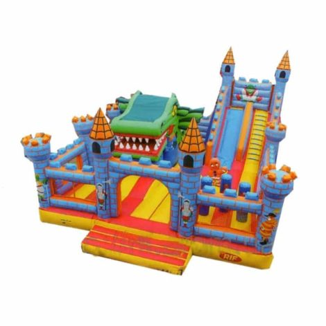 fairy tale jumping castle combo