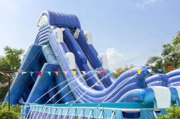best-commercial-water-slides-australia